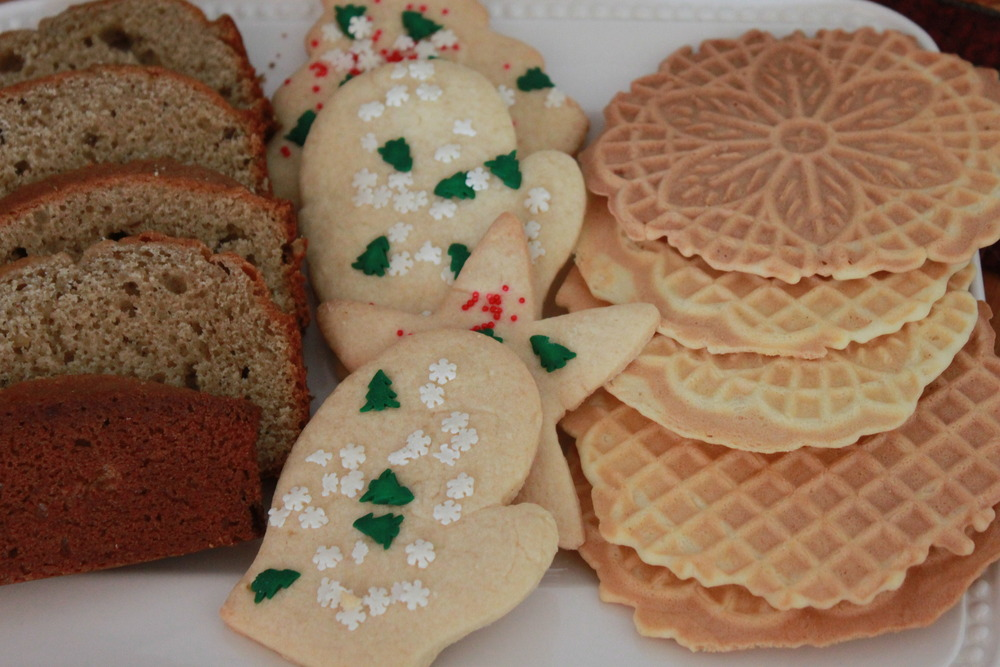 Holiday Baked Goods Slideshow...so many calories, so little time