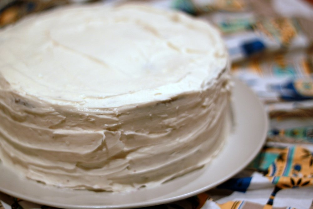 For an interesting twist on Chocolate Birthday Cake, try this rustic Chocolate Carrot Cake