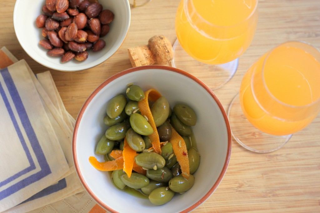 Best Ever Marinated Olives with Orange and Toasted Fennel